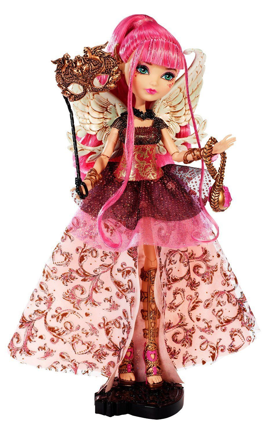 Ever After High Dolls Thronecoming C A Cupid Doll